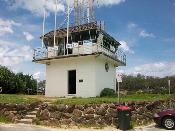 Kingscliff Coastguard Radio Watch Tower